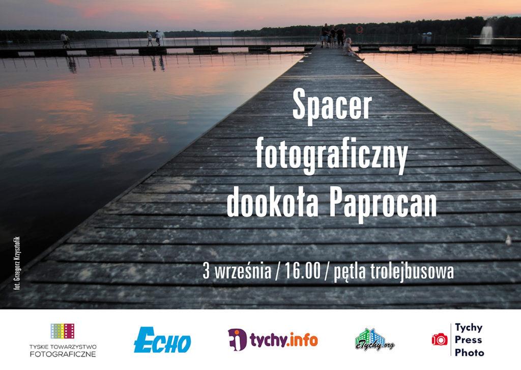 Spacer fotograficzny Tychy Paprocany