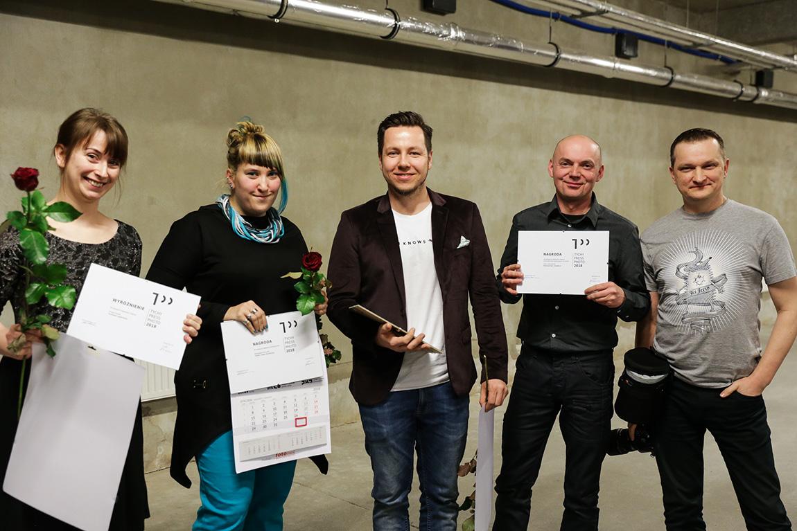 Laureaci konkursu Tychy Press Photo 2018