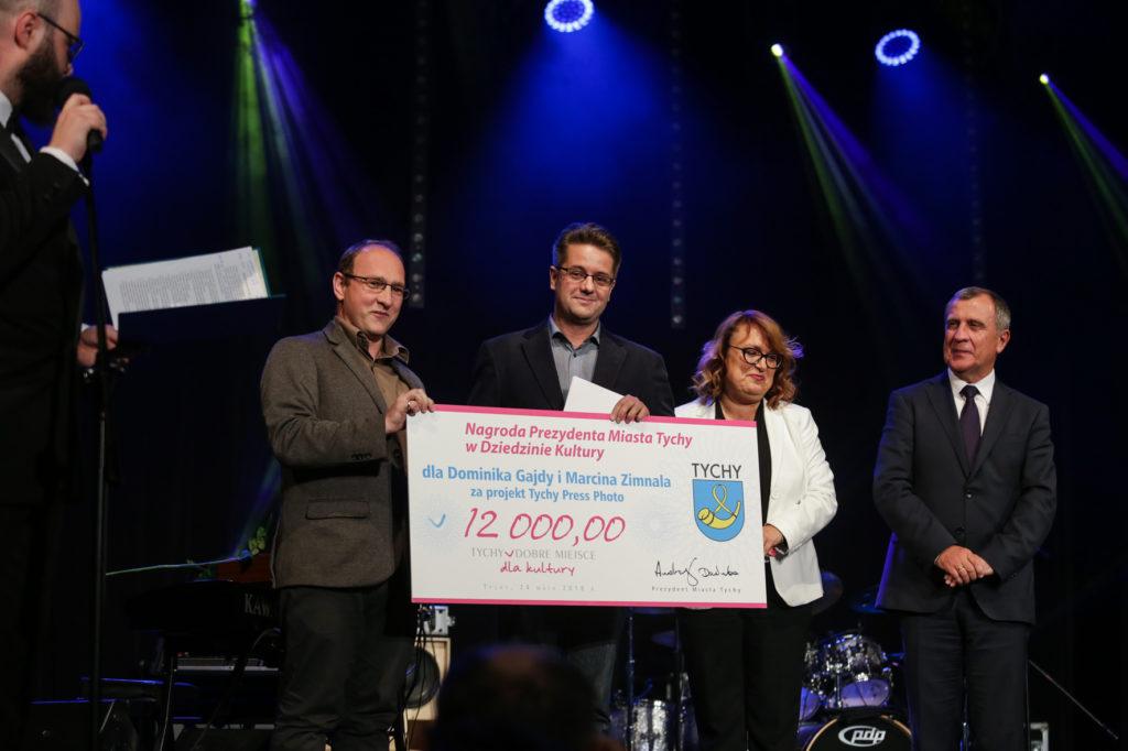 Nagroda Prezydenta Tychów dla Tychy Press Photo 2018
